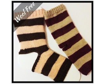 Odd Socks, Yoga socks, yoga socks, striped knit socks, dance socks, pilates socks, socks for women, socks for men, activewear