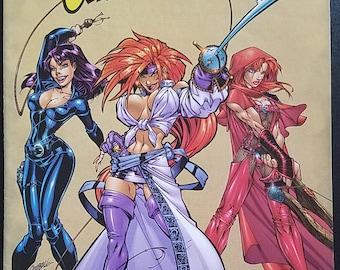 Cliffhanger #0 (1997) Comic Book