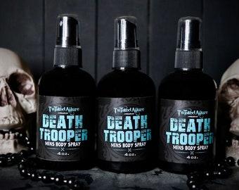 Death Trooper Men's Body Spray | Body Spray | Cologne | Men's cologne | Star Wars |spray mist