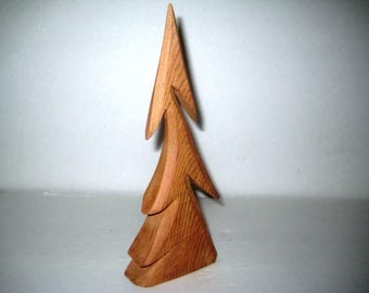 Wooden Tree,Table Top,Christmas Tree,Wood Table Top Tree,Rustic Christmas