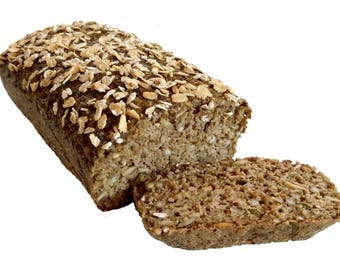 Sprouted Toasted Oat Bread