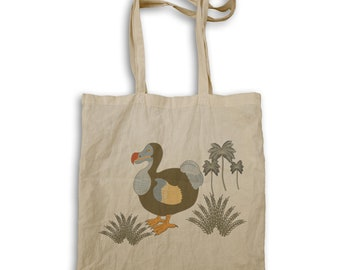 Bird Dodo Beautiful Art Tote bag o150r