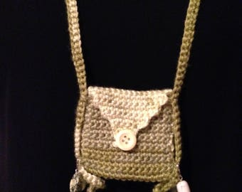 Mini pouch necklace bag