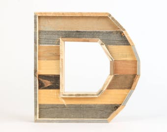 Reclaimed Wood Letters ∆ wood letters for wall ∆ large wooden letters ∆ wooden wall letters ∆ reclaimed wood letters