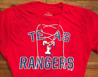 Texas Rangers Baseball Game Day Tee