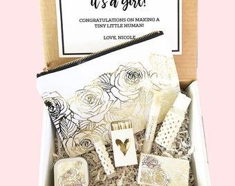 New Mom Gift Set Baby Shower Gift for Mom Pregnancy Gift Box for New Mom Baby Gift for Mom  (EB3231SPA)
