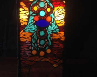 To order. The hand of Fatima lamp