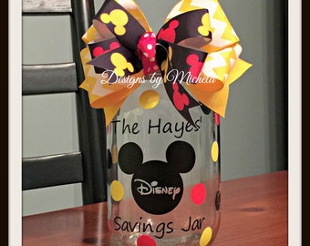 Disney Savings Jar GF005