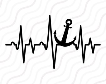 Heartbeat Line Art : Bicycle heartbeat svg cut table