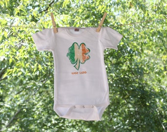 Wee Ladd - St. Patrick's Day Infant Bodysuit