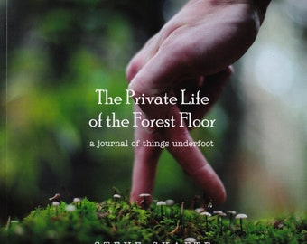 The Private Life of the Forest Floor (2018) / photography paperback / 7x7 inches