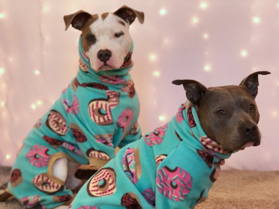 Donut Dog Pajamas
