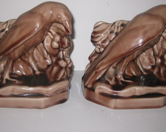 Rookwood  Bookends , Rooks