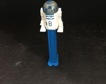 Vintage Pez Dispenser - R2D2 - LucasFilms Vintage Star Wars Merchandise! Rare Vintage Toy