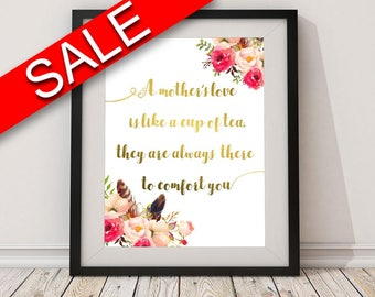 Wall Art Mothers Day Digital Print Mothers Day Poster Art Mothers Day Wall Art Print Mothers Day Gift Art Mothers Day Gift Print Mothers Day
