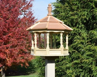 Large Gazebo Bird Feeder Spindle