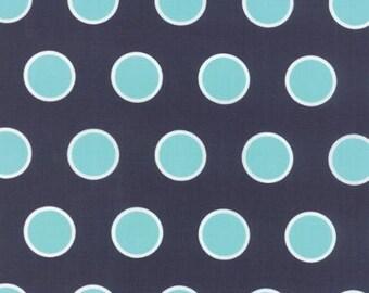 Mixologie Blueberry Ice Metro Dot  by Studio M for Moda