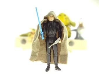 Luke Skywalker in Jedi Knight Outfit Star Wars Action Figure  1983 The Return Of The Jedi