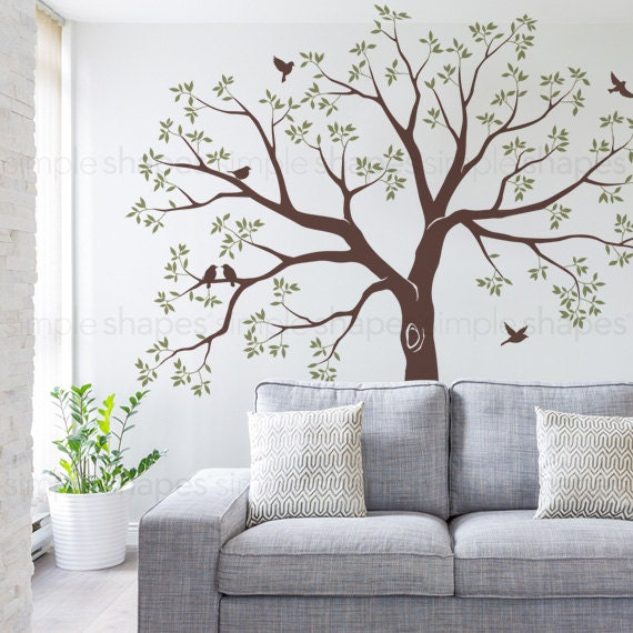Family Tree Wall Art Decor