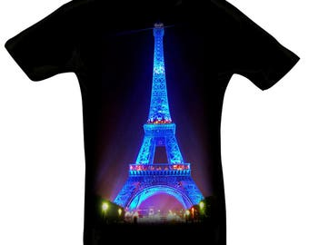 Paris Paris France tee shirt gift for Christmas birthday or Easter