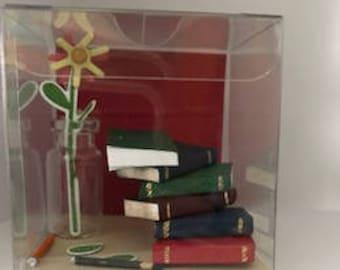 Miniature Book Lover's Box