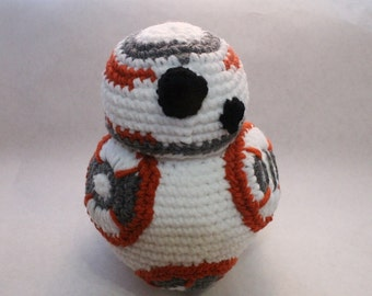 BB-8 Star Wars Crochet Doll
