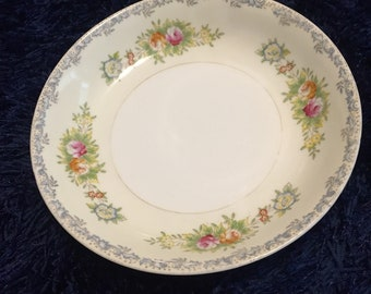 Imperial Japan China Plate