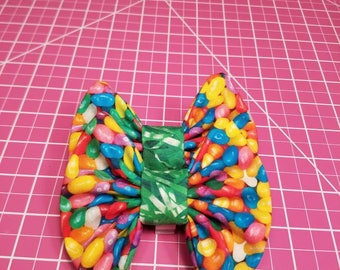 Jelly Beans FrankTie - Dog Bow Tie