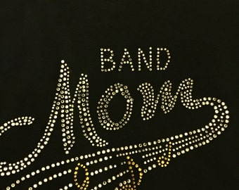 Bling Tees for Sports Moms