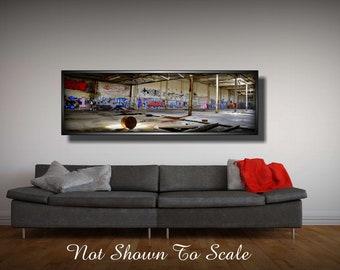 Industrial Wall Art, Industrial Art, Steampunk Wall Art, Steampunk Art,  Lowbrow Art