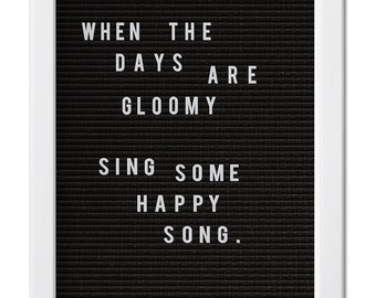 Sing Some Happy Song