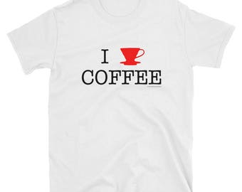 I PourOver Coffee T-Shirt