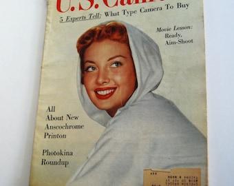 Vintage Magazine, U. S. Camera, January 1957