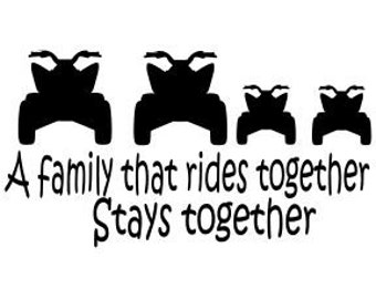 Family Stays Together