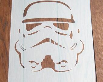 Dashing image regarding stormtrooper stencil printable