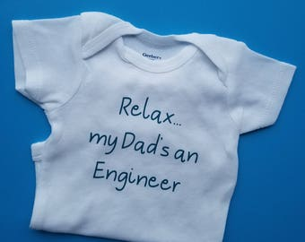 Future Engineer Baby Clothes