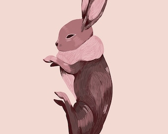 The Hare - Print