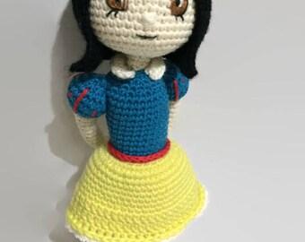 PATTERN - Snow White