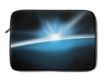 Space Moonlight Laptop Sleeve