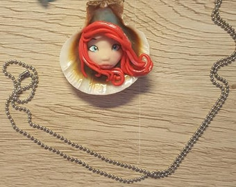 ariel necklace
