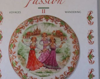 """""""Porcelain passion - volume II - travel-themed book"""