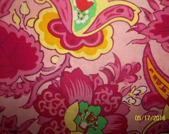 Paisley Bouquet Floral 100% Cotton #52