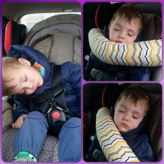 Carseat Pillow Travel Pillow Carseat Kids Pillow Car Seat