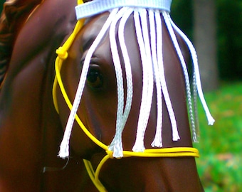 LSQ Model horse fly fringe