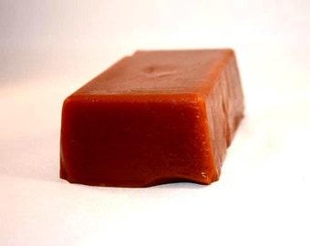 Vanilla Caramel 1 Pound Block