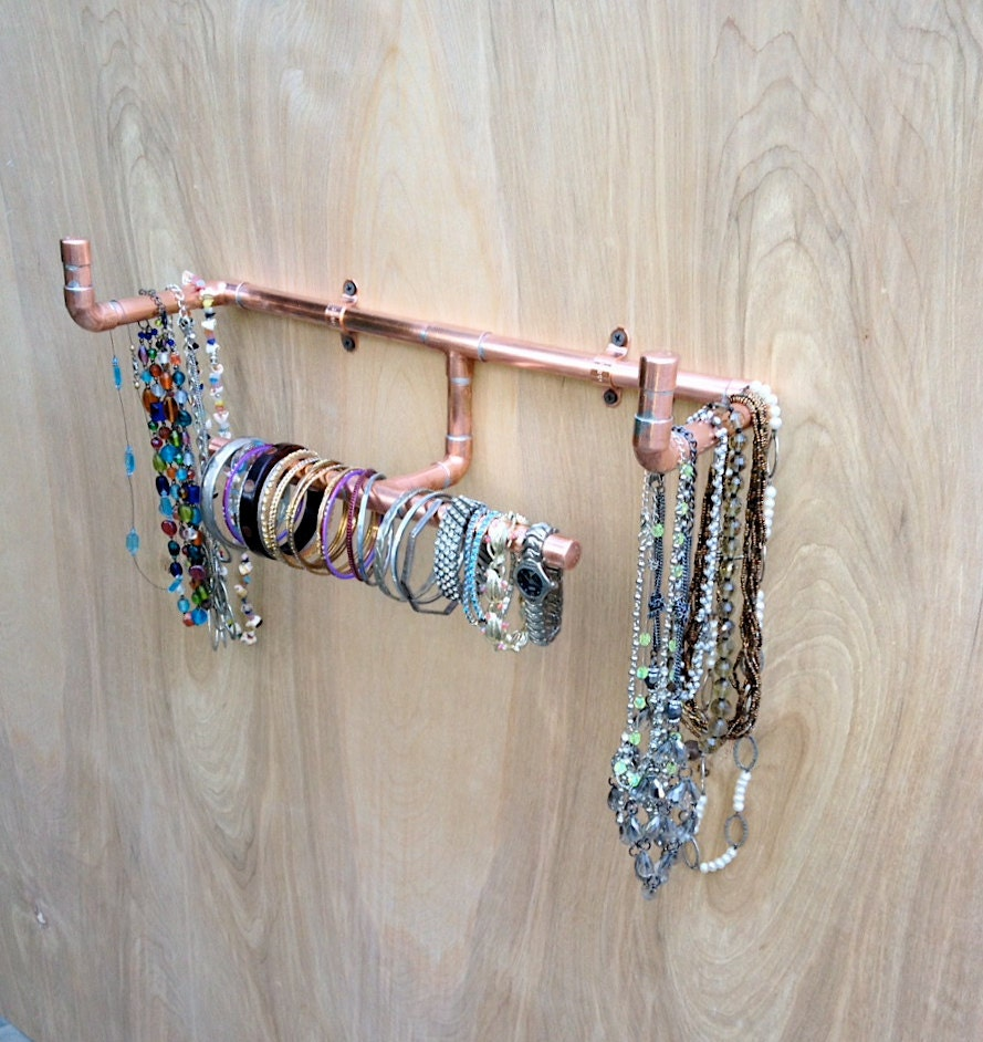 Jewelry Necklace Holder Wall Mount Most Popular and Best Image Jewelry
