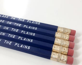 Auburn Loveliest Village on the Plains Pencils
