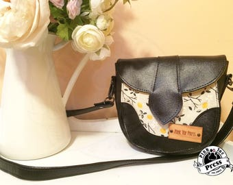 Mini Crossbody Purse // Lemon Tree // Dollie Shoulder bag // Vegan Friendly Bag