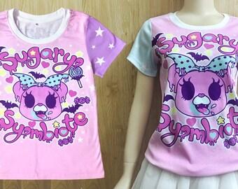 Alpacone Shirt Harajuku Fairykei Tee hf1v494Kq