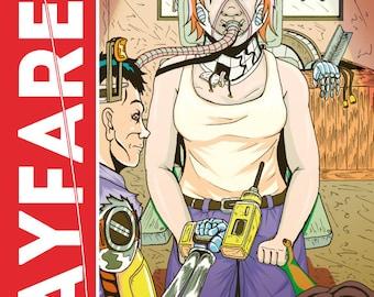 WAYFARER #2 Terms & Conditions - A Science Fiction short story